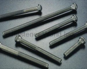 Oval Neck Track Bolts(CHAN HSIUNG FACTORY CO., LTD. )