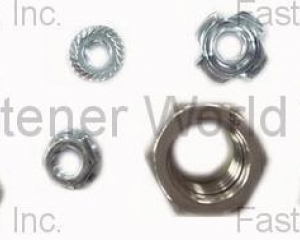 Hex Slotted Nuts(J.C. GRAND CORPORATION (JC))