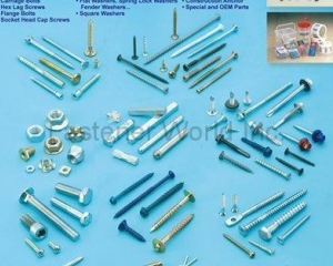 Screws/Nuts/Bolts/Rivet(J.C. GRAND CORPORATION (JC))