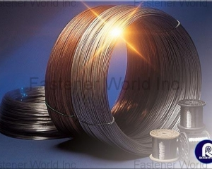 Stainless Steel Wire(RODEX FASTENERS CORP.)