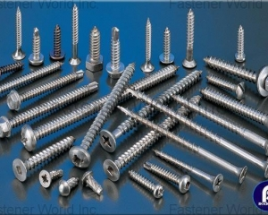 Tapping Screw(RODEX FASTENERS CORP.)