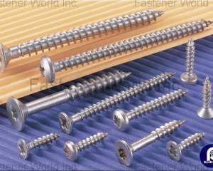 Chipboard Screw(RODEX FASTENERS CORP.)