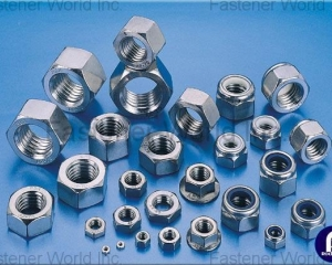 Hexagon Nuts(RODEX FASTENERS CORP.)