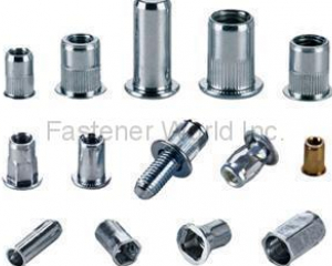 Blind Rivet Nut(JET FAST COMPANY LIMITED )