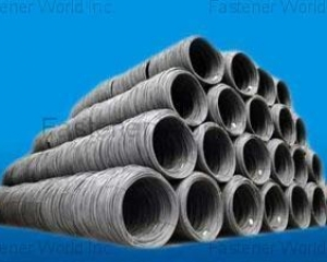 Steel wire rod(FENG YI TITANIUM FASTENERS)